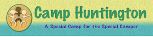 camp huntington banner